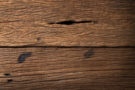 wooden natural dark brown stain close up texture background