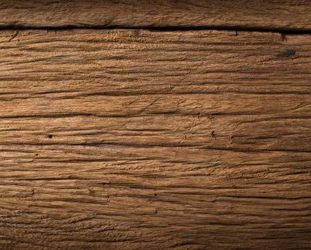 grunge wood: Nature dark brown wood stain close up texture background
