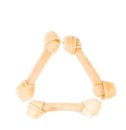 rawhide: dog rawhide bone for dental tooth dog problem