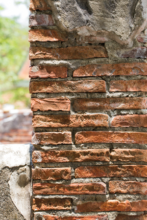 old brick wall texture background Imagens