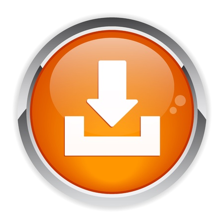 bouton internet arrow download