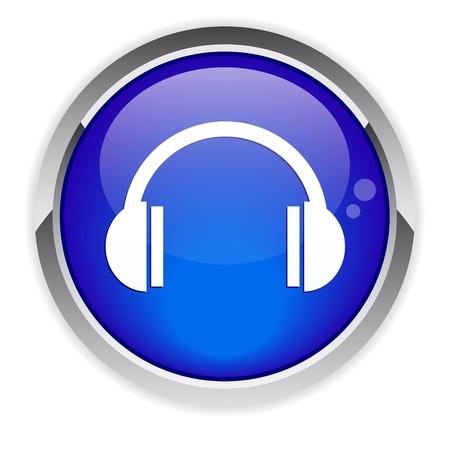 bouton internet earphone