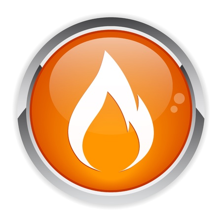 button fire icon