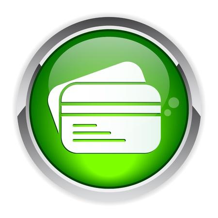 bankcard: button internet bankcard
