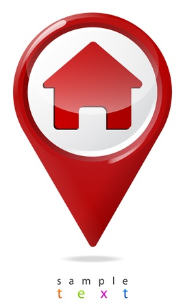 checkbox an image house