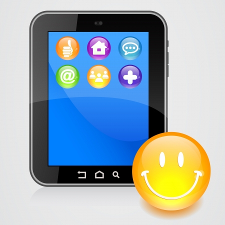 touch screen phone: phone touch screen buttons