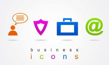 Business Icon internet Stock Vector - 19622282