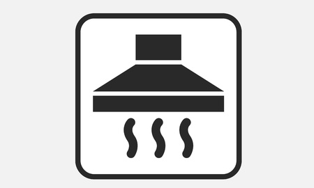 kitchen hood icon