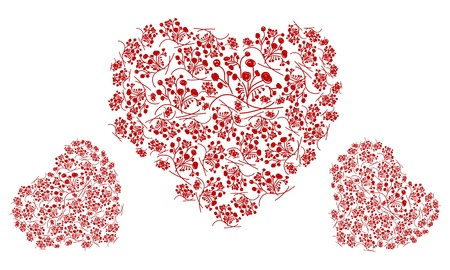 Valentine heart Stock Vector - 20007773