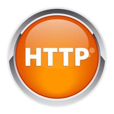 bouton internet http