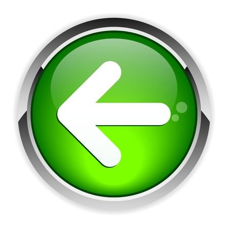 right arrow: Button right arrow icon
