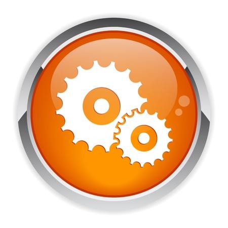 maintain: button settings icon