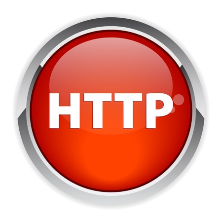 http: bouton internet http rot