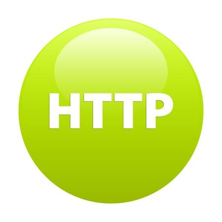 http: bouton internet http green