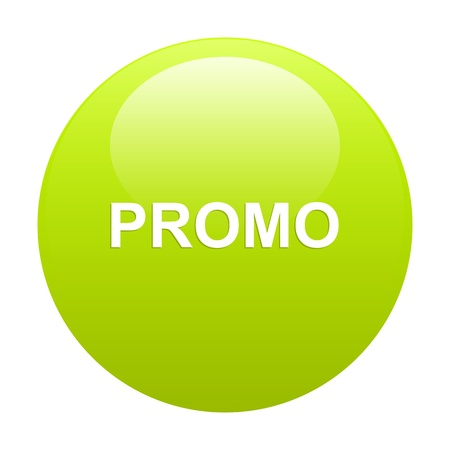 bouton internet promotio green