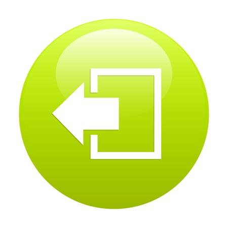 disconnect: button output disconnect Internet icon