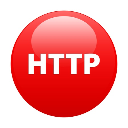 http: bouton internet http red