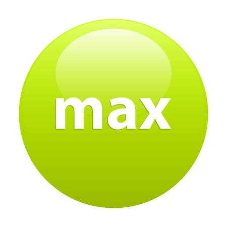 maximum: button maximum acceleration green