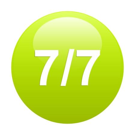 expulsion: bouton internet 77 sign