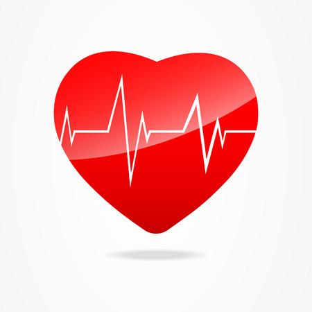 herz: Herz EKG icon