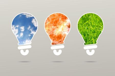 bionomics: Set pure energy lamp business idea