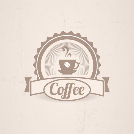 coffee time icon Illustration