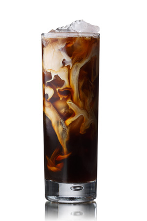 Dublin iced coffee with cream