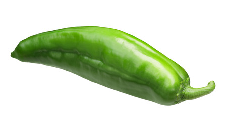 Hatch green chile pepper (Numex, New Mexico pod type)