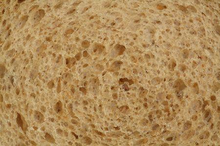 Shot bread in the macro option