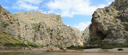 Sa Calobra - Torrent de Pareis. Majorca