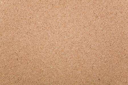 Hintergrund von der gepressten Korkmehlkrume