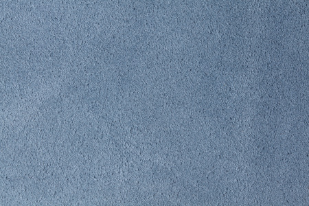 chamois leather: Background with texture of blue velour. Close up.