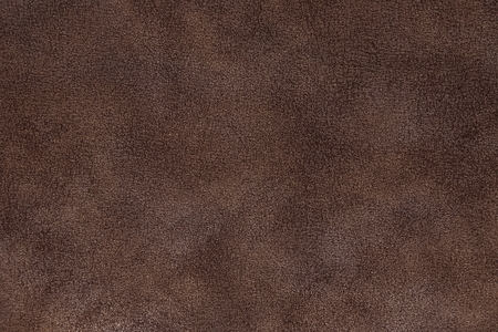 Close up of brown leather. Can be used as a background.