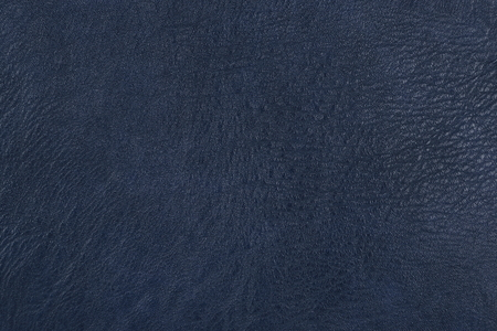 Close up of blue leather. Can be used as a background.