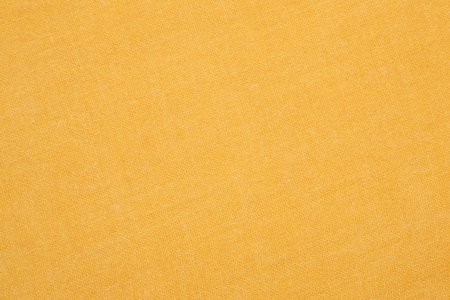 The close up texture of yellow fabric, can be used as a background Stock Photo