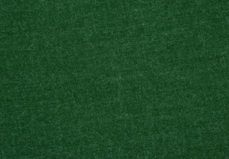 The close up texture of green fabric, can be used as a background