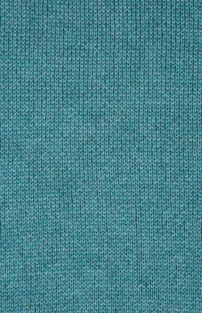 The close up of texture of blue fabric, can be used as a background
