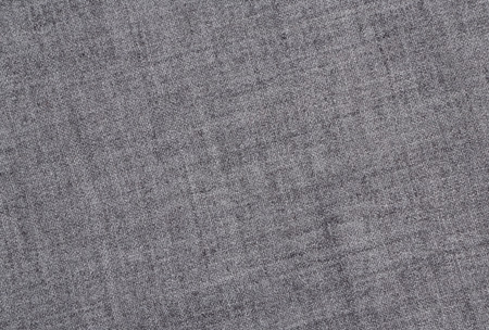 The close up texture of gray fabric, can be used as a background