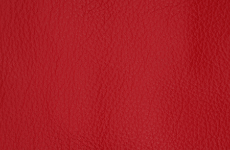 Close up texture of a red imitation leather Stock Photo