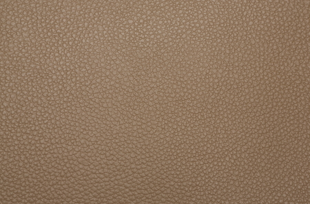 Close up of texture of a brown imitation leather Stock Photo