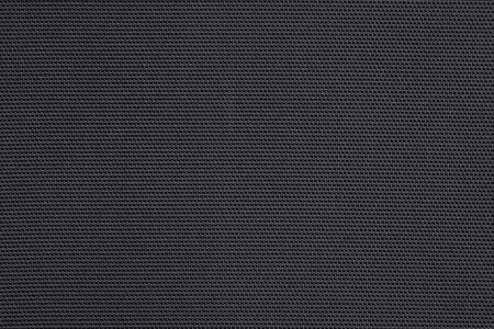 Photo picture of black fine-grained material. Close up of textile. Could be used as background.