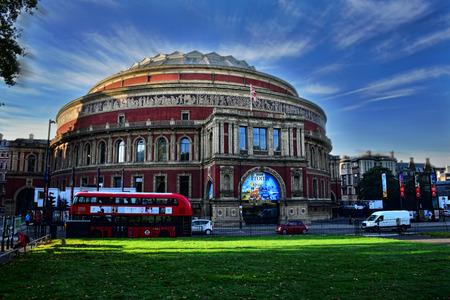 royal: Royal Albert Hall Editorial