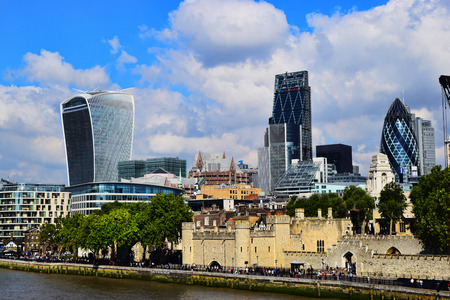 urbanscape: London cityscape