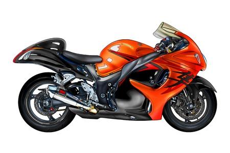 illustration drawing using tablet digitall painting Stock Illustration - 15005600