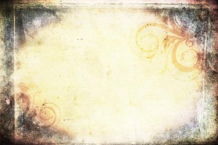papel de notas: Grunge background with space for text or image Foto de archivo