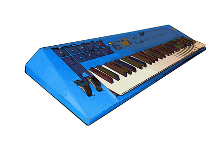synthesizer: synthesizer