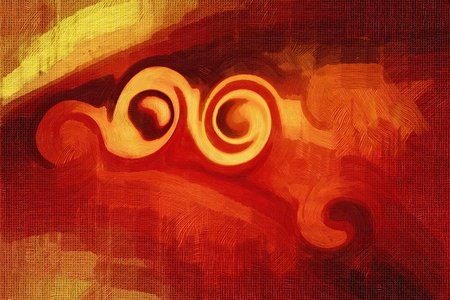 abstract color design art illustration