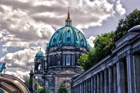 Berlin art photography Banco de Imagens - 83749472