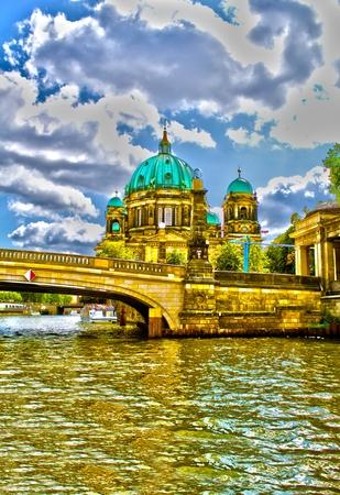 Berlin art photography Stock Photo