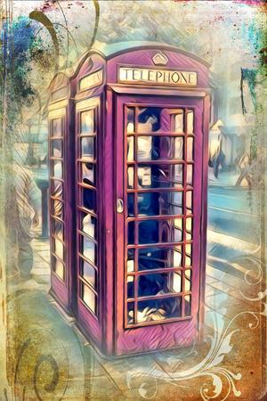 London art design Imagens